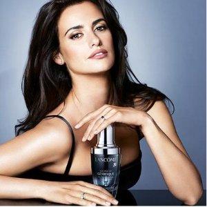 7.8折 100毫升小黑瓶仅€108闪购:Lancôme 精选彩妆护肤品热卖 各种套装超值收