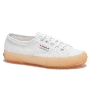 Superga2750- 果冻底小白鞋