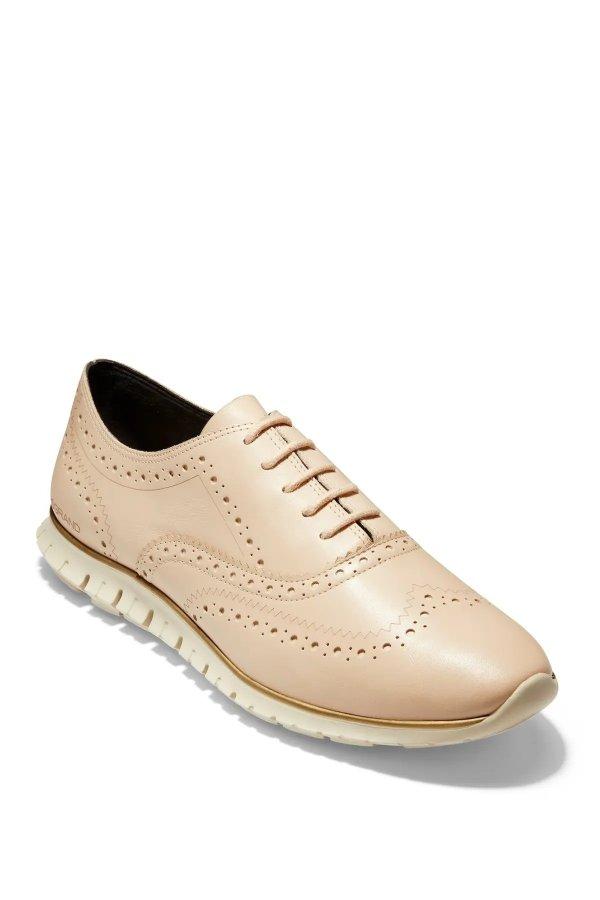 ZEROGRAND 牛津鞋