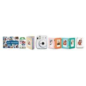 Fujifilm Instax Mini 11 Instant Print Camera Bundle with Film & Frames - 9952197   HSN拍立得套装