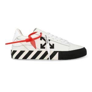 Off-White满$500,享8折硫化鞋