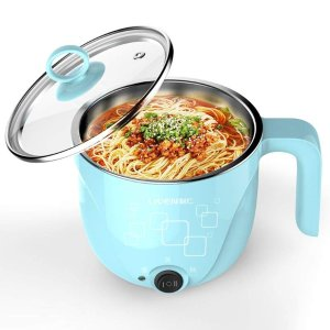 11f89d19c58b 1L Liven Electric Hot Pot with 304 Stainless Steel healthy inner Pot ...