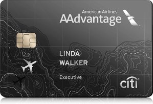 Earn 50,000 American Airlines AAdvantage® bonus miles. Complimentary Admirals Club® MembershipCiti® / AAdvantage® Executive World Elite™ Mastercard®