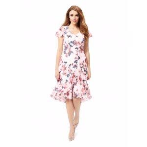 Moonlight Garden 连衣裙