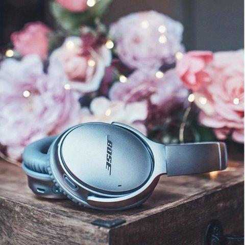 £250收QC 35降噪耳机Bose官网 夏季大减价 耳机一带 谁都不爱 你的耳机你做主