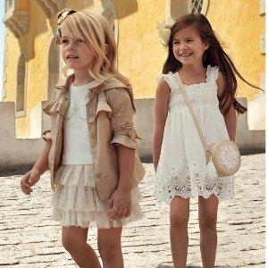 包邮 Burberry衬衫$84Neiman Marcus 儿童促销区低至2.5折+额外7.5折