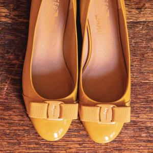 低至7.5折 经典芭蕾鞋$429起Salvatore Ferragamo 美包、美鞋热卖