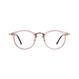 Pink Round Glasses #2018219 | Zenni Optical Eyeglasses
