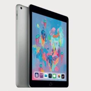 $398 (原价$469)史低价:Apple ipad  第六代 Wi-Fi 32GB 太空灰