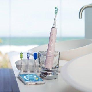 不同型号女神牙刷,你需要哪款飞利浦电动牙刷 还你健康口腔,清洁亮白一次到位