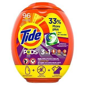 Tide果冻洗衣球 96个