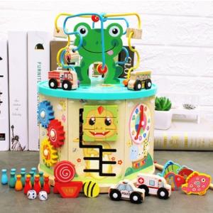 低至2折+一律额外9折Groupon 儿童玩具图书服饰等促销 封面游戏桌$27