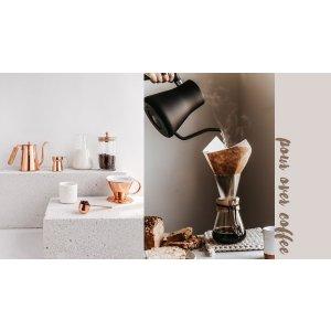简单方便又美味手冲咖啡入门器具大科普!咖啡小白也能在家做美味手冲!