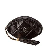 Chanel 羊皮手袋