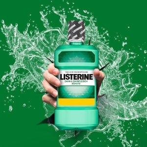 儿童款/新款青柠仅€3.66Listerine 漱口水热卖 消除99.9%的细菌 保护口腔健康