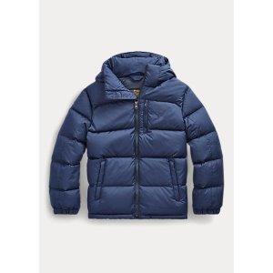 Ralph LaurenHooded Down Jacket