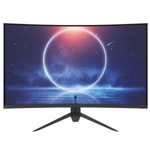 4折起Kogan 电脑显示器专场 32寸曲面屏低至$249