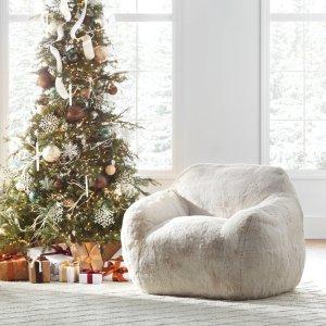 Arhaus沙发椅