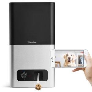 Petcube宠物智能投食监视器