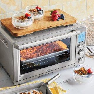 $215.95 再降Breville BOV845BSS Pro 智能烤箱