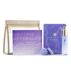 Tatcha$80 valueAnytime Afterglow Set