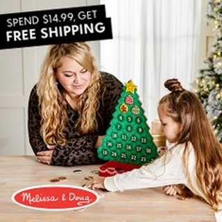 Up to 30% OffMelissa & Doug Kids Toys Sale