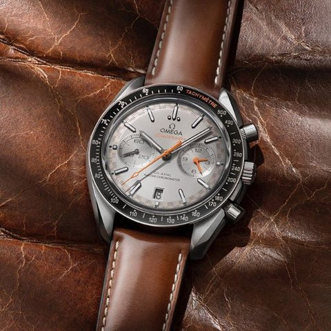 Extra $100 OffDealmoon Exclusive: OMEGA Speedmaster Chronograph Automatic Men's Watch
