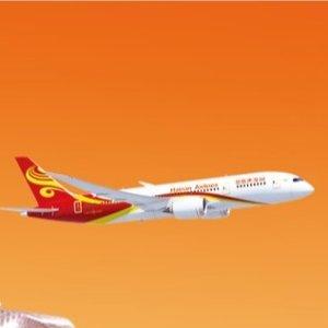 $392起   暑期往返只要$490洛杉矶 - 上海 往返机票 海航超值优惠