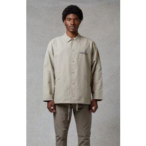EssentialsEssentials Olive Coach Jacket