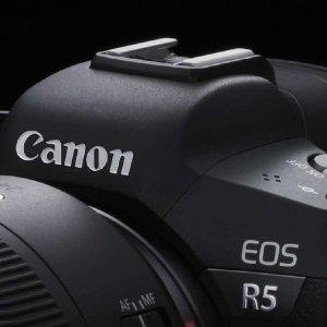 7月9日发布预告:Canon EOS R5 全画幅无反相机 8K30FPS无裁切视频短片