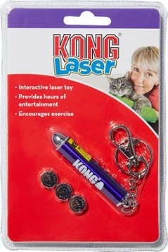 KONG Laser Cat Toy - Chewy.com
