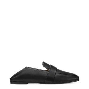 Stuart Weitzman平底乐福鞋
