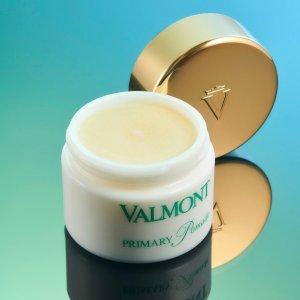 低至4.2折 €156收幸福面膜Valmont 法尔曼贵妇护肤 收幸福面膜、再生面霜 一键修复呵护