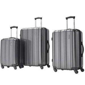 $265.51(原价$335.3)Samsonite Phoenix 1 行李箱3件套 耐摔耐磨高CP值