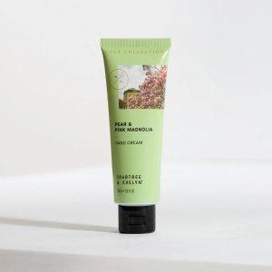 Crabtree & EvelynPear & Pink Magnolia Hand Cream - 75ml