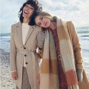 低至2折 €12收温柔粉色开衫C&A官网 新年大促 上千款服饰白菜价 你想要的款式全都有