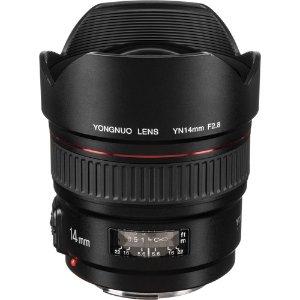 低至$55Yongnuo 单反相机镜头 限时促销