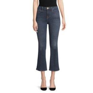 Frame- Le Crop 牛仔裤