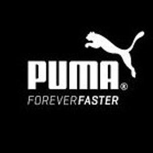 低至5折Puma服饰促销,T恤$14起