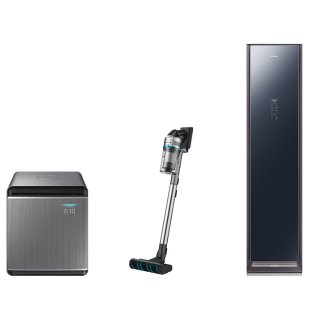 Vacuum Cleaner, AirDresser, Air PurifierComing Soon: Samsung Home Appliances