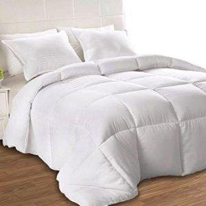 $29.99(原价$89.99)Utopia Bedding 防尘螨被,告别尘螨过敏原