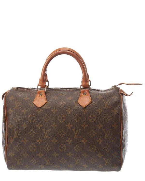 Louis Vuitton 老花Speedy 30