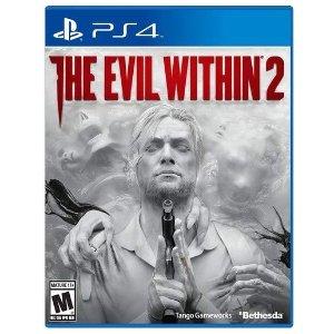 《恶灵附身2》PS4 / Xbox One 实体版