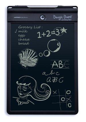 $22.12 Boogie Board  10.5 LCD eWriter, Blue/Pink