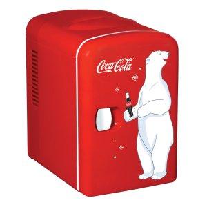Coca-Cola 超萌可口可乐迷你小冰箱,多款可选