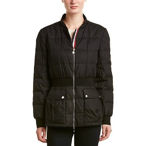 f762f6fb3822 MonclerMoncler Gamme Rouge Sonora Silk-Blend Down Jacket