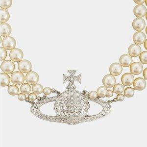 爆款三层项链罕见有货!收虞书欣同款Vivienne Westwood官网 珍珠系列补货 超难买!