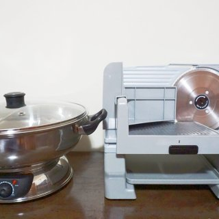 春天也挡不住我要涮火锅的心|爱吃火锅的你们都应该拥有这么一套切肉机+火锅神器!