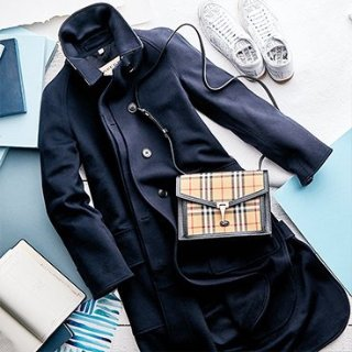 From $45.99Select Burberry Items @ Rue La La