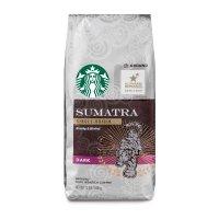 Starbucks 深度烘焙咖啡粉 12oz